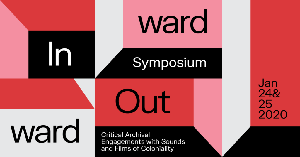 """Sonic Entanglements Team at the """"Inward/Outward"""" Symposium"""