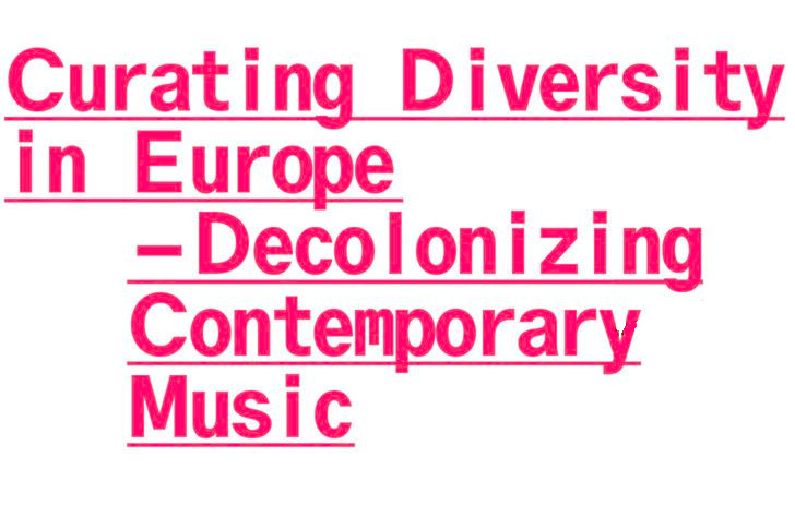 """Archives and Transcultural Composition"" Panel at Curating Diversity in Europe Symposium"
