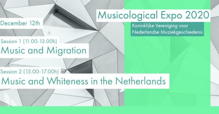 KVNM Musicological Expo 2020