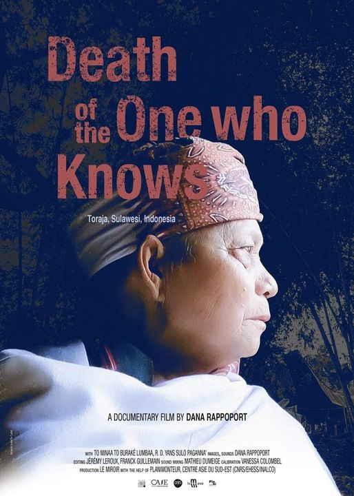 """""""Death of the One Who Knows"""" at the Riga Pasaules Film Festival"""