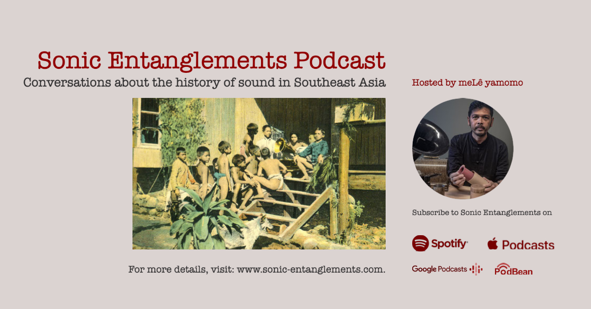 The Sonic Entanglements Podcast is now up!