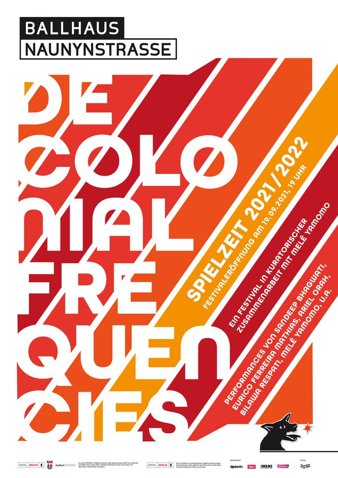 »Decolonial Frequencies Festival« opens on Sunday